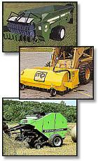 Eastern Farm Machinery carries a wide variety of equipment